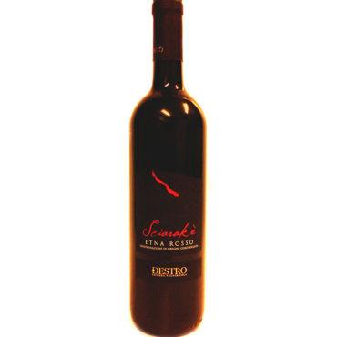 Sciarake, Etna Rosso DOC 2008,