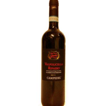 Valpolicella Classico Superiore RIPASSO, Campedel DOC 2011