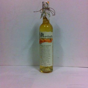 Mandarinenlikör Vol 35% Limonio, Sizilien